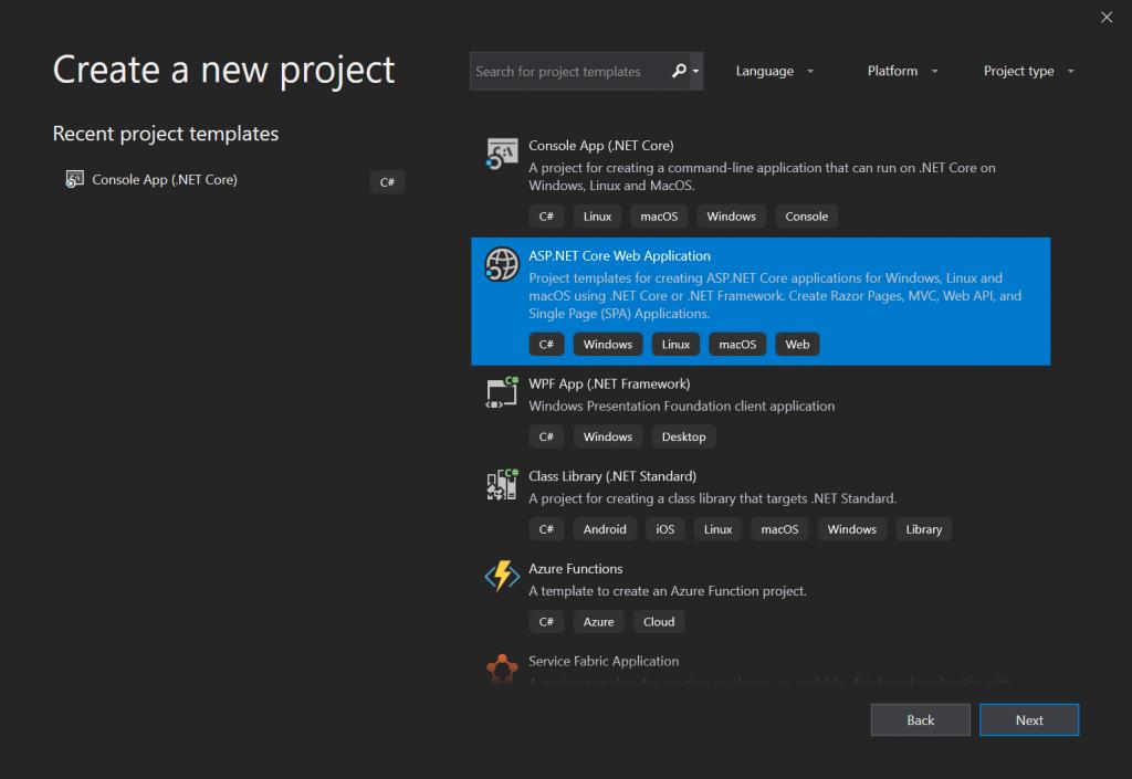 Getting Started with Docker in Visual Studio 2019 - Espresso